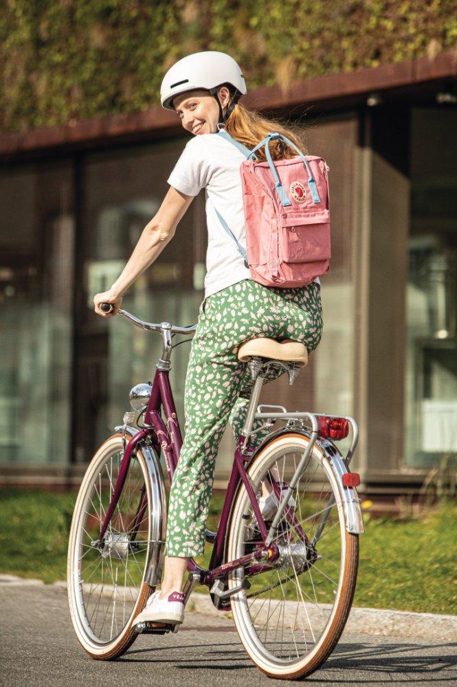 Inspektion Fahrrad fremd