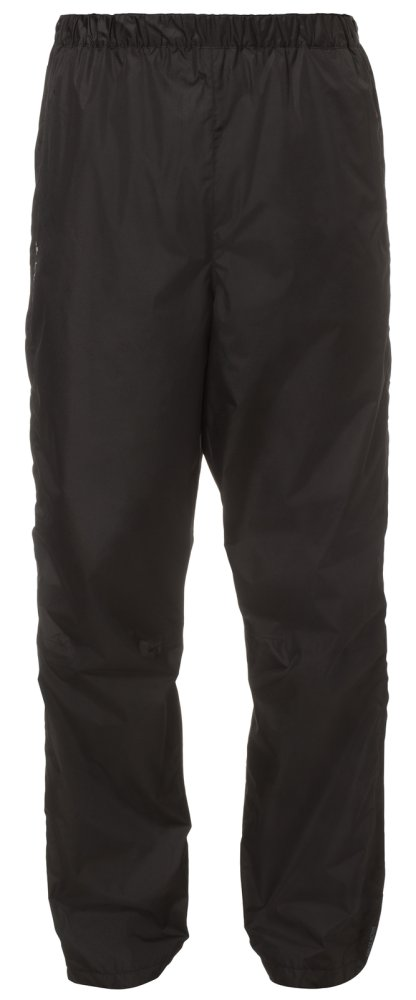 VAUDE Men's Fluid Full-zip Pants II black Größ XXL