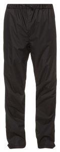 VAUDE Men's Fluid Pants II black Größ M