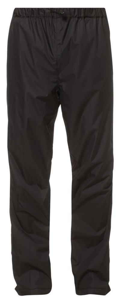 VAUDE Men's Fluid Pants II black Größ XL