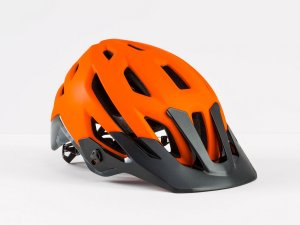 Bontrager Helm Rally MIPS L Radioactive Orange CE