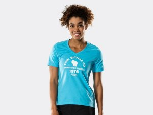 Bontrager Shirt Evoke Tech Tee Women's XL Wisconsin Roots