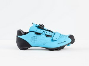 Bontrager Schuh Cambion 45 Azure