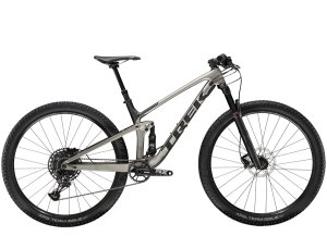 Trek Top Fuel 9.7 S Metallic Gunmetal/Dnister Black