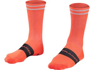 Bontrager Sock Halo Crew X-Large (46-48) Radioactive Orange