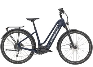 Trek Allant+ 7 Lowstep S Nautical Navy